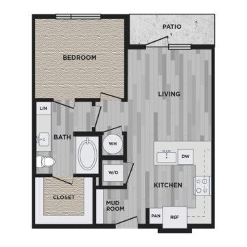 136 floor plan