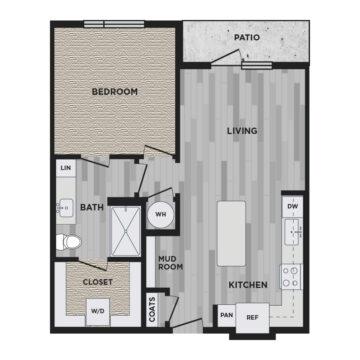 143 floor plan