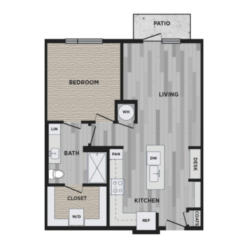 134 floor plan